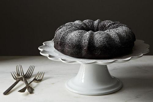 Chocolate Bundt Cake, Because It's Monday