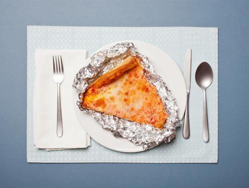 In Defense of Fork-Wielding Fast Food Eaters