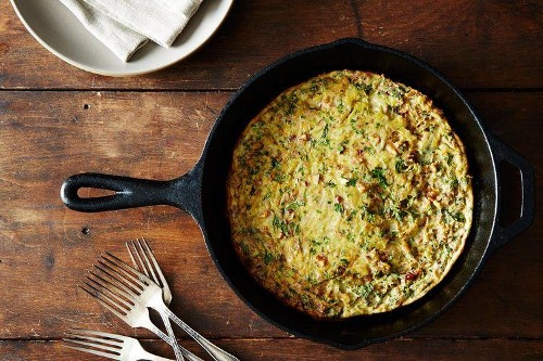 One Knockout Frittata