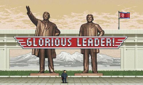 Newest Video Game Superhero: Kim Jong-un