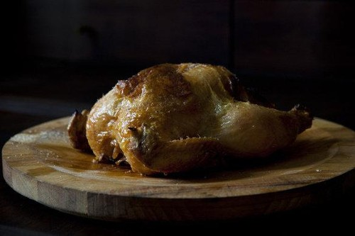 The Simplest and Best Roast Chicken