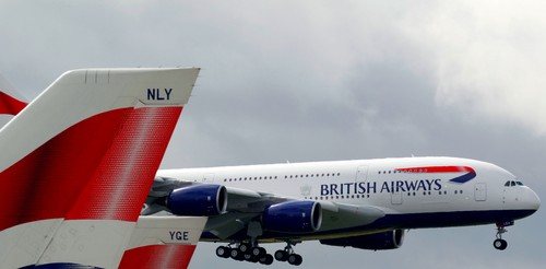 Thousands of Bags Go Missing on British Airways Flights Over the Weekend