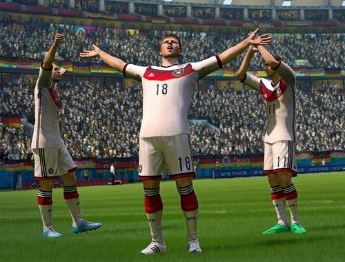 Germany Will Win the 2014 World Cup, FIFA Video Game Predicts