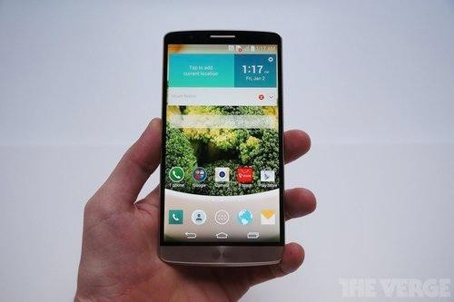The New G3: Can LG's Latest Really Kill the Galaxy S5?