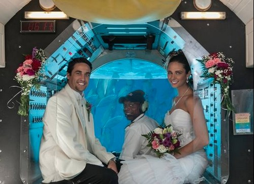 Take the Plunge: Get Married Aboard a Sub in Barbados