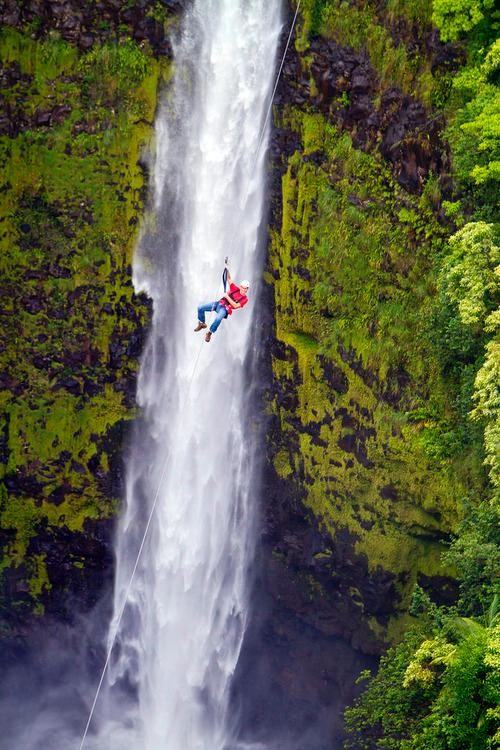 The 5 Most Terrifying Zip Lines in the World That Would Even Make Tony Hawk Freak Out