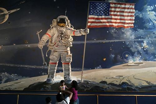 Celebrate the First Moon Landing with These Fun Space Tourism Spots