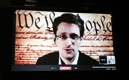 Edward Snowden Offers Advice on How the Average Person Can Be More Secure