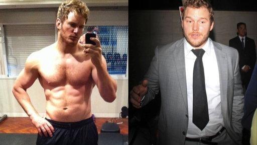 Chris Pratt's Advice for Getting in Shape