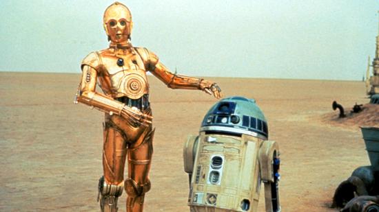 WATCH: The Evolution of Movie Robots