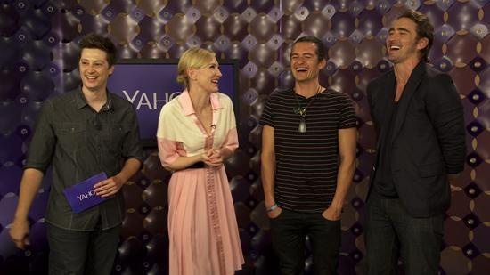 Comic-Con Video: Cate Blanchett's Talent for Speaking Fake Elvish