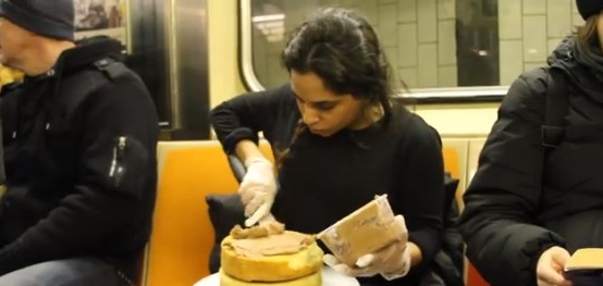 The Story Behind the Subway Cake Baker