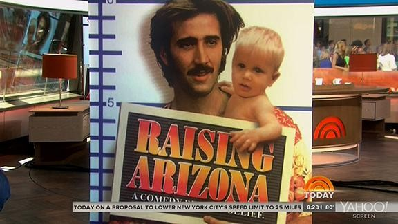 'Raising Arizona' Child Actor on 'Surreal' Film With Nicolas Cage, Holly Hunter