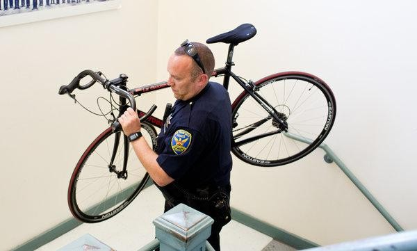 How Cops Are Using New Tech and Social Media to Catch Bike Thieves