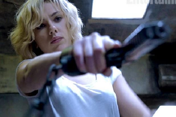 Scarlett Johansson's 'Lucy' Hammers 'Hercules' and the Rock at Box Office