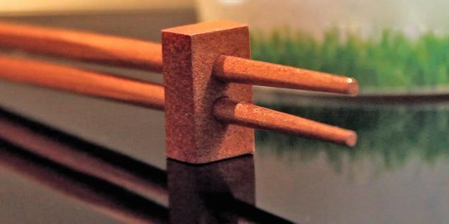 Rice-Based Chopsticks More Stylish Than Original (and Eco-Friendly, Too?)