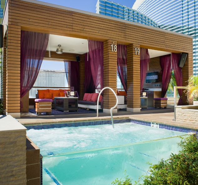 Marquee Day Club at the Cosmopolitan
