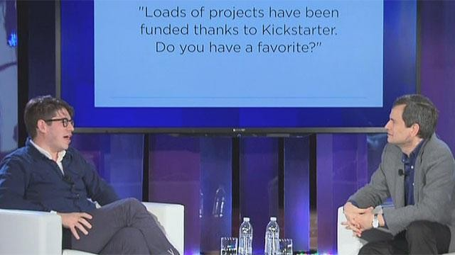 Kickstarter CEO Reveals His Favorite Kickstarter Project Ever