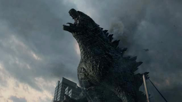 'Godzilla' Clip: Can't Be Stopped