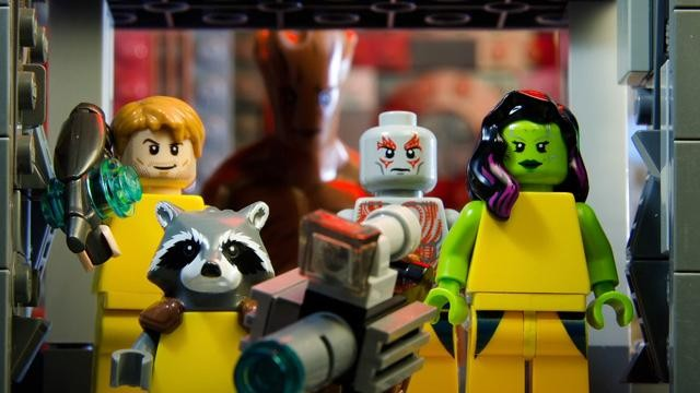 Lego 'Guardians of the Galaxy' Trailer