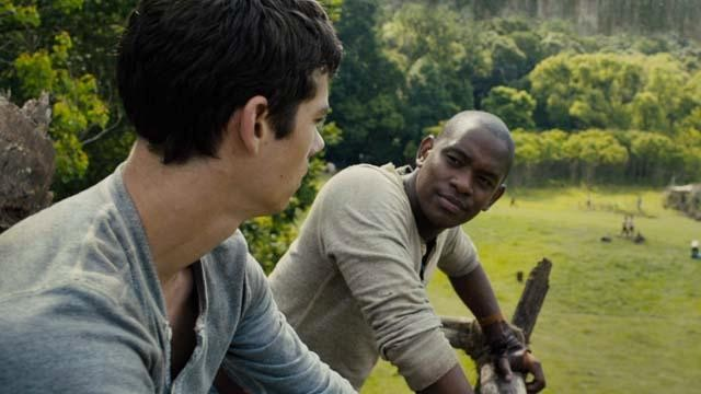 'The Maze Runner' Clip Introduces Walled-Off World