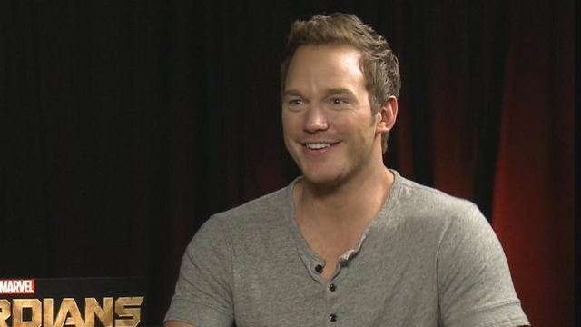 Chris Pratt's Braid 'n' Talk Confirms His Skills