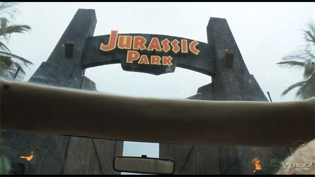 'Jurassic Park 3D' Trailer