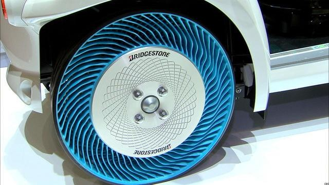 WATCH: Why Airless Tires Might Be the Future of Driving