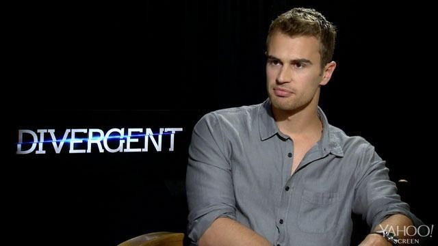 Speed Date: Theo James
