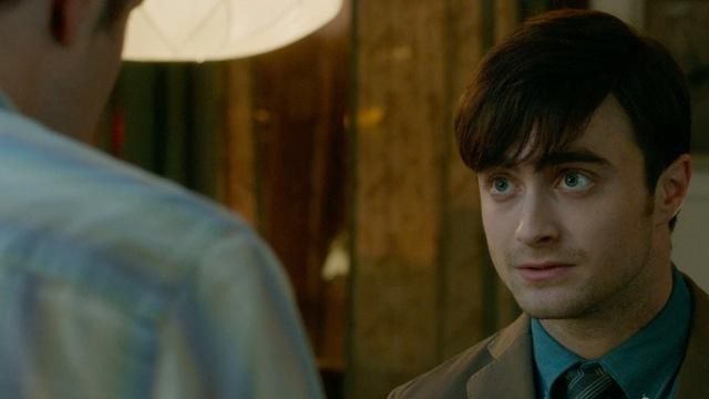 Daniel Radcliffe Ejects a Pesky Love-Obstructer In Exclusive 'What If' Clip