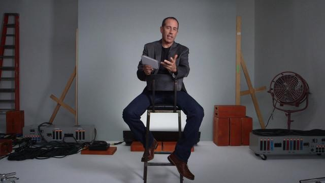 New Rules for Stylish and Proper Tech Behavior with Guest Voice of Reason: Jerry Seinfeld