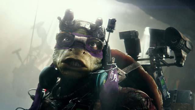 'Teenage Mutant Ninja Turtles' 3D Trailer