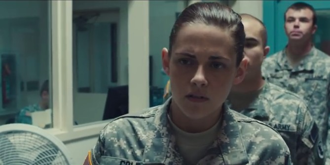 Kristen Stewart Is on Guard in the New Trailer for the Military Drama 'Camp X-Ray'