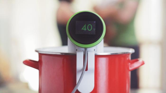 DIY Sous Vide Machine Raises $20K in 3 Hours
