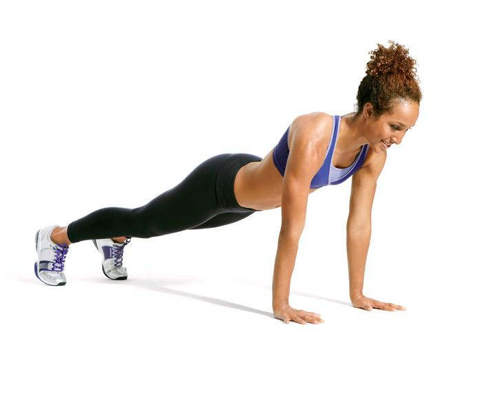 Plank: The Ultimate Ab Sculptor