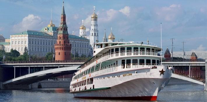 5. Volga River