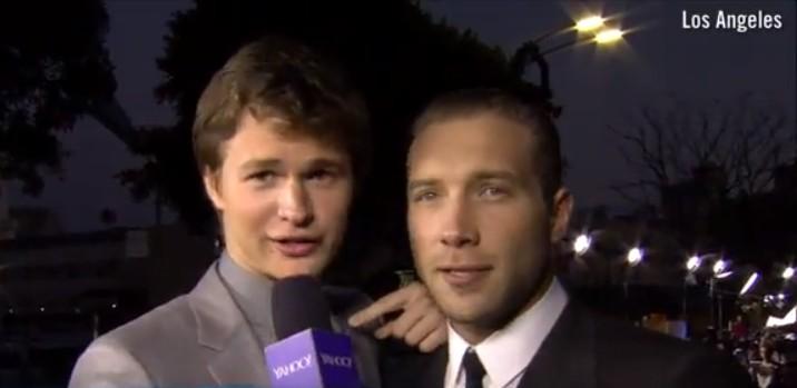 'Divergent' Red Carpet Premiere LIVE