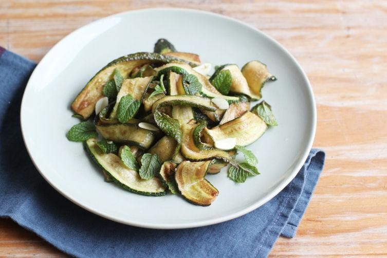 How to Use Up All That Zucchini!