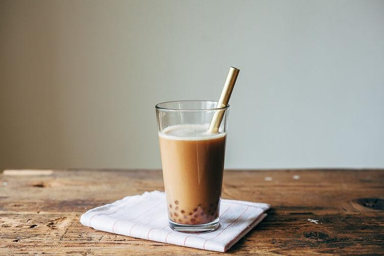 Make Your Own Bubble Tea, Because Why Not?