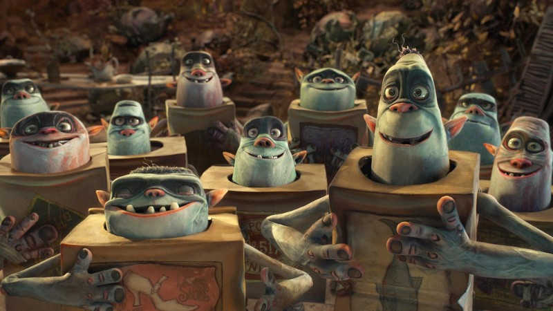 'The Boxtrolls' Pop Up in the New Trailer for the Stop-Motion Animated Adventure