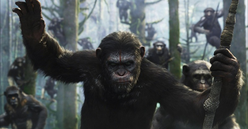 New 'Dawn of the Planet of the Apes' Trailer Shows Dangerously Evolved Beasts