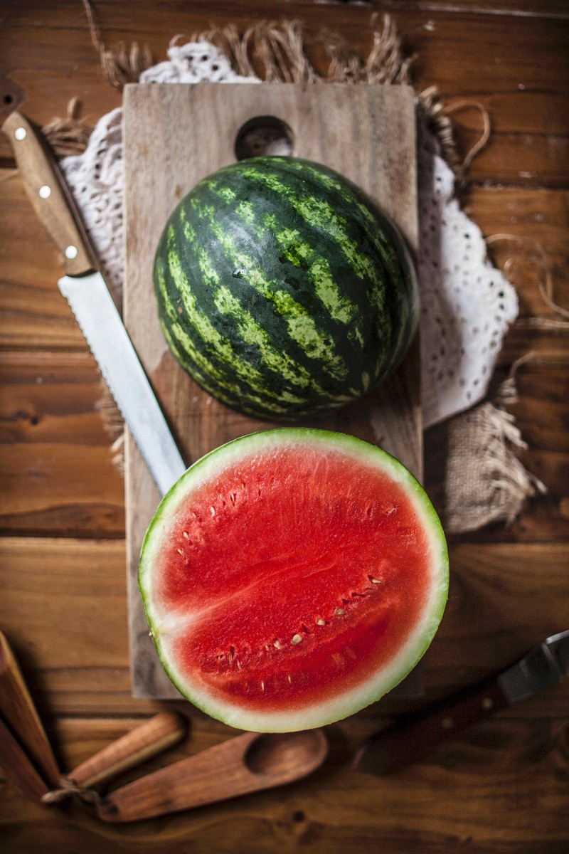 Never Slice a Watermelon the 'Normal' Way Again