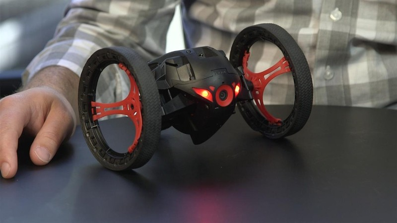 WATCH: A Review of Parrot's Jumping Sumo MiniDrone