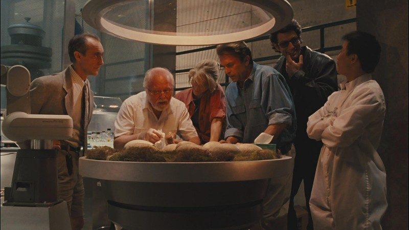 'Jurassic Park 3D' Clip: Life Finds a Way