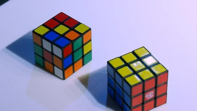 Google Celebrates 40th Anniversary of Rubik's Cube with Interactive Google Doodle