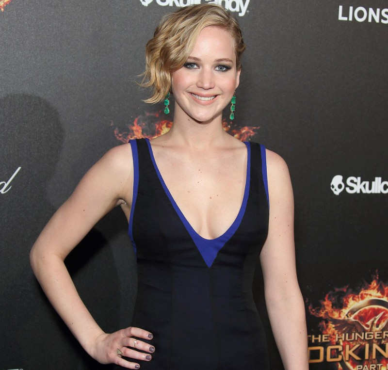 Catching Up with Jennifer Lawrence and the 'Hunger Games' Crew at Cannes