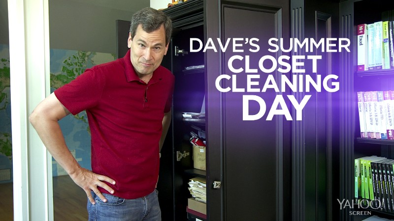 My Summer Closet-Cleaning Special: 5 Weird Gadgets Reviewed
