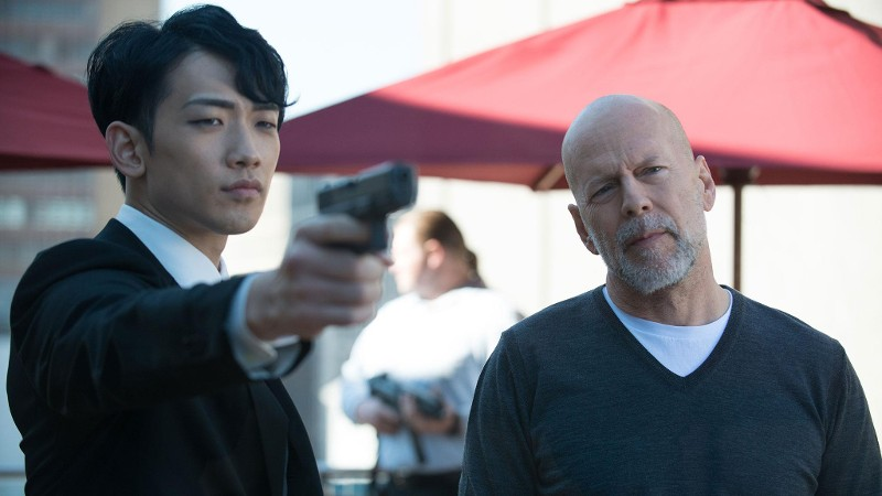 Bruce Willis Collides With Jason Patric and John Cusack in the First Trailer for 'The Prince'