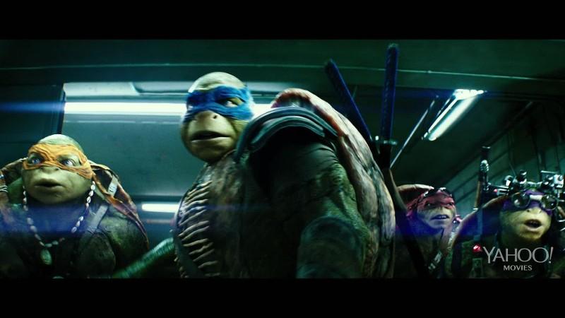 'Teenage Mutant Ninja Turtles' Exclusive Clip: A Beatbox Circle and One Big 'Cowabunga!'