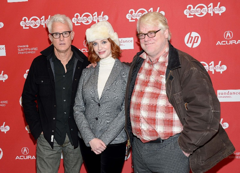 John Slattery: Philip Seymour Hoffman Was Going To Direct Me Next (Exclusive)
